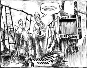 company-stock-in-retirement-plans-cartoon