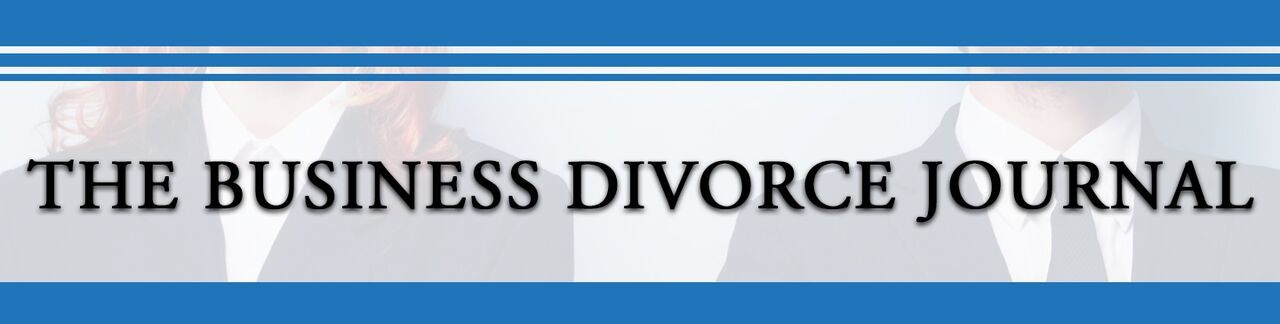 The Business Divorce Lawyers | Weiner Law Group