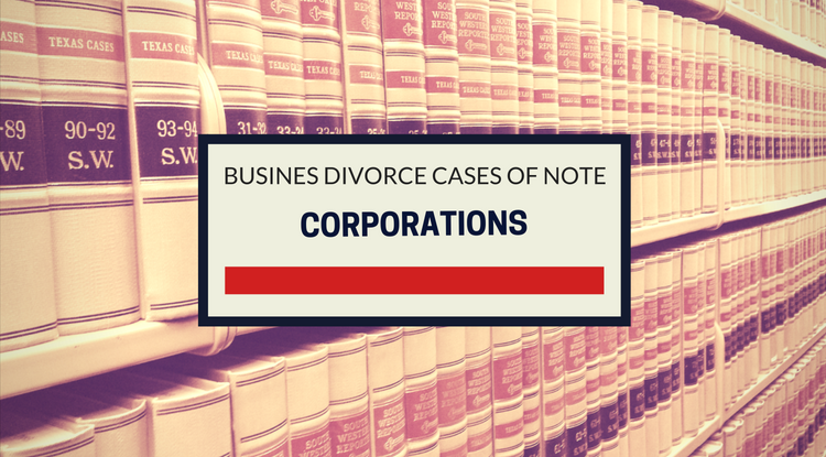Cases-of-Note-Corporations